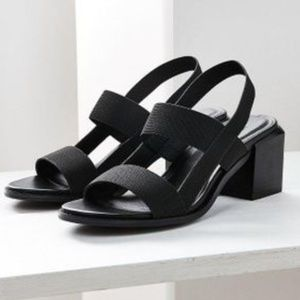 Urban Outfitteres Elastic Slingback Heel, Sz 8 BN